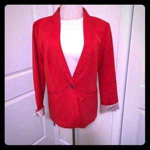 Old Navy Jackets & Coats - Red Blazer - Old Navy